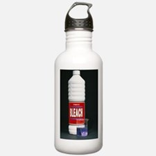 Bleach with indicator Water Bottle