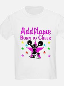 BORN TO CHEER T-Shirt