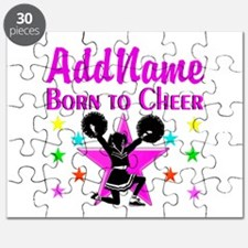 BORN TO CHEER Puzzle