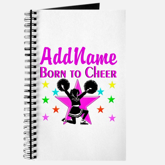 BORN TO CHEER Journal