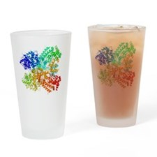 Anthrax lethal factor protein Drinking Glass