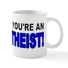 Honk If Youre An Atheist Mug
