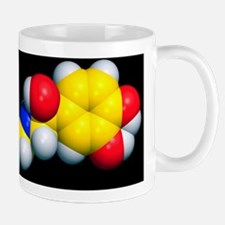 Adrenaline molecule Mug