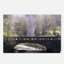 Multnomah Falls Photo 201 Postcards (Package of 8)