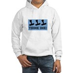 Rubber Stamping - Think Ink Hooded Sweatshirt