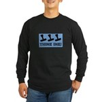 Rubber Stamping - Think Ink Long Sleeve Dark T-Shi