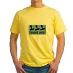Rubber Stamping - Think Ink Yellow T-Shirt