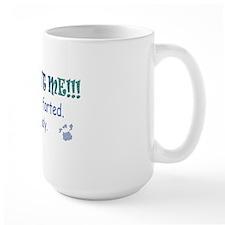 puggle farted Mug