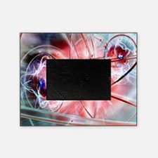 Atomic energy, conceptual artwork Picture Frame