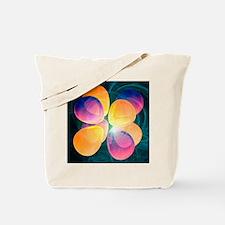 4f2 electron orbital Tote Bag