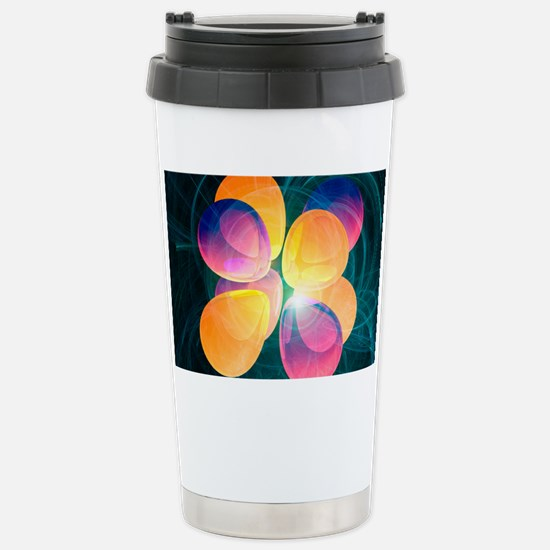 4f2 electron orbital Stainless Steel Travel Mug