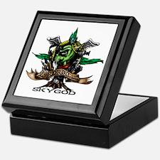 Skygod Roots Keepsake Box