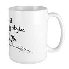 Vets do it doggy style Mug
