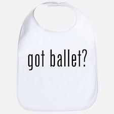 got ballet? Bib