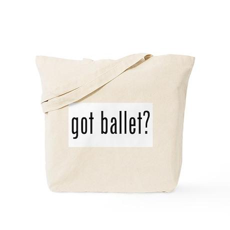 got ballet? Tote Bag