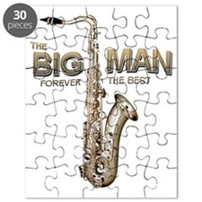 RIP Big Man Clarence Clemons Puzzle