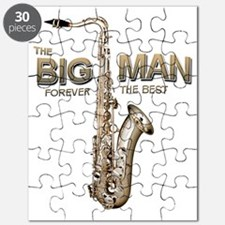 RIP Big Man Clarence Clemons Puzzle