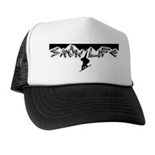Snow life White mountain Boarder Trucker Hat