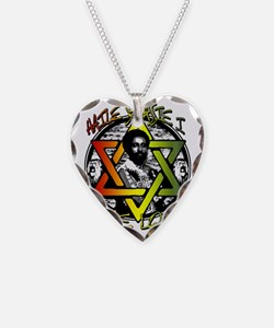 HAILE SELASSIE I - ONE LOVE! Necklace
