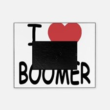 I heart BOOMER Picture Frame