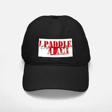 iPaddlethere4iam Baseball Hat