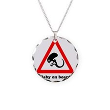 Baby On Board Necklace