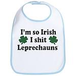 Irish Shit Leprechauns Bib
