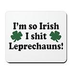 Irish Shit Leprechauns Mousepad