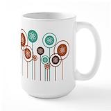 Nuclear medicine Large Mugs (15 oz)