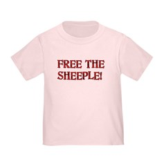 Free The Sheeple T