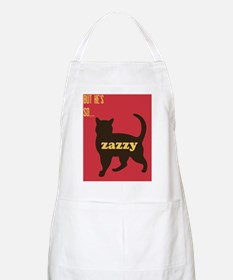 But Hes So Zazzy Apron