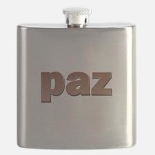 Copper Spanish Peace Flask