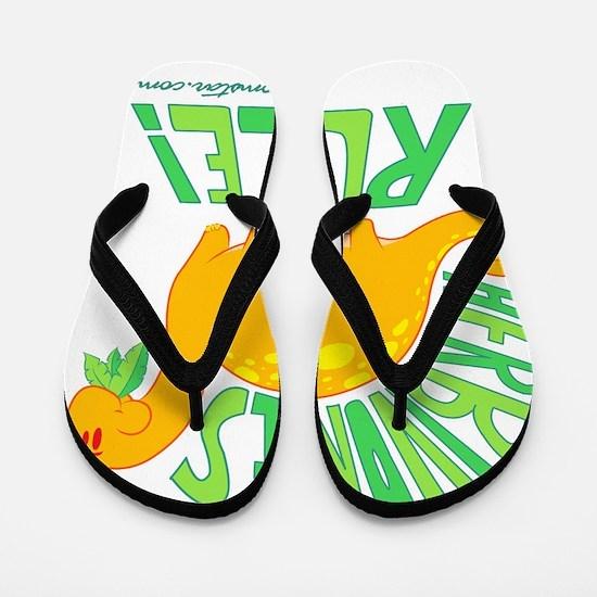 GSHerbivoreSmall Flip Flops