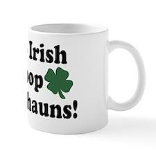 Irish Poop Leprechauns Mug