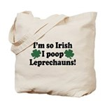 Irish Poop Leprechauns Tote Bag