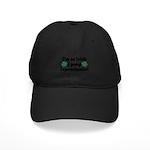 Irish Poop Leprechauns Black Cap