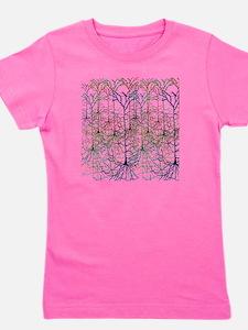 More Neurons Girl's Tee