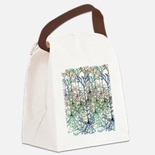 More Neurons Canvas Lunch Bag