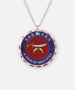 SRHINERS - A Band of Brother Necklace