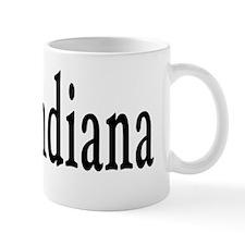I Love Indiana Mug