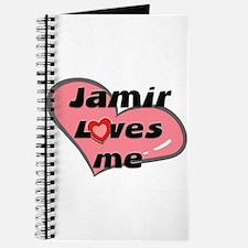 jamir loves me Journal