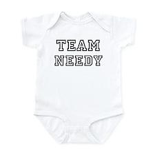 Team NEEDY Infant Bodysuit