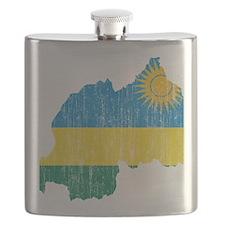Rwanda Flask