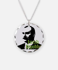 Irish Republic - James Conno Necklace