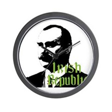 Irish Republic - James Connoly Wall Clock