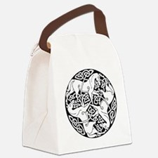 Heather Hill Canvas Lunch Bag