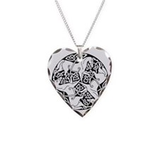 Heather Hill Necklace Heart Charm