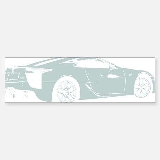 LF-A Sticker (Bumper)