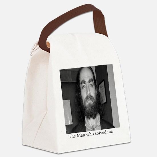 Grigori Y Perelman Canvas Lunch Bag