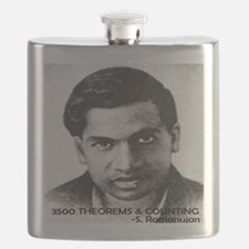 ramanujan 3500 theorems and counting Flask